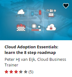 Cloud Adoption Essentials: learn the 8 step roadmap
