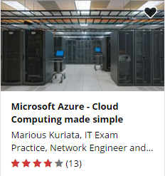Microsoft Azure - Cloud Computing made simple